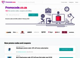 Promocode.co.za thumbnail