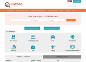 Promolx.com thumbnail