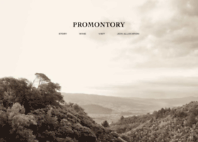Promontory.wine thumbnail