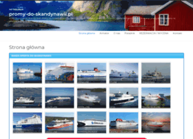 Promy-do-skandynawii.pl thumbnail
