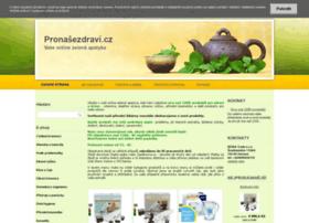 Pronasezdravi.cz thumbnail
