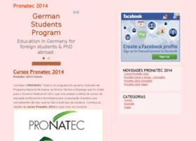 Pronatec2014.net thumbnail