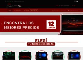 Pronotebooks.com.ar thumbnail