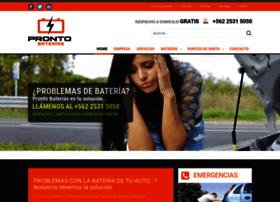 Prontobaterias.cl thumbnail