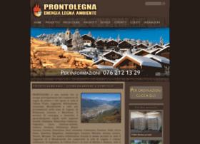 Prontolegna.ch thumbnail
