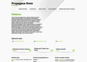 Propagacefirem.cz thumbnail