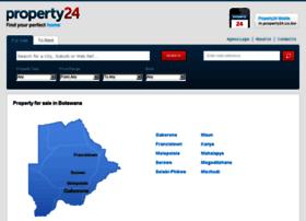 Property24.co.bw thumbnail