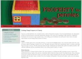 Propertyforpennies.net thumbnail
