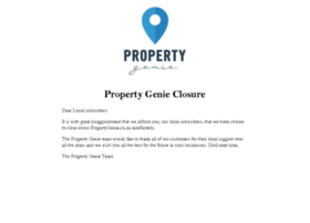 Propertygenie.co.za thumbnail