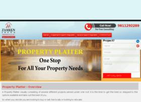 Propertyplatter.in thumbnail