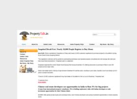 Propertytalkin.hostgator.co.in thumbnail