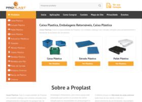 Proplast.com.br thumbnail