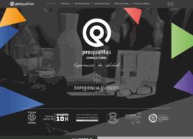 Proqualitas.cl thumbnail