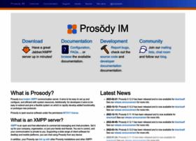 Prosody.im thumbnail