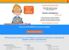 Prosolinformatica.com.br thumbnail