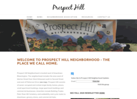 Prospecthillneighborhood.org thumbnail