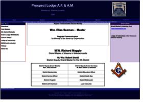 Prospectlodge.org thumbnail