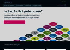 Prospects.ac.uk thumbnail