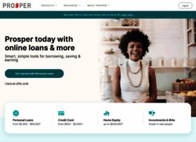 Prosper.com thumbnail