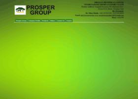 Prospergroup.co.in thumbnail