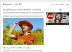 Prosperitycenterkc.org thumbnail