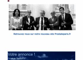 Prostate-paris.fr thumbnail