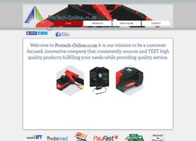 Protech-online.co.za thumbnail