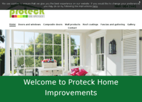 Proteckhomeimprovements.co.uk thumbnail