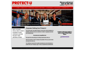 Protect-u.co.uk thumbnail