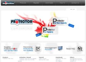 Protector.telkomspeedy.com thumbnail