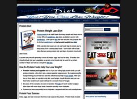 Proteinweightlossdiet.net thumbnail