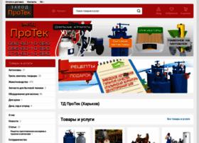 Protek.com.ua thumbnail