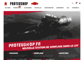 Proteushop.fr thumbnail