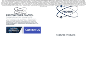 Protonelectronic.com thumbnail