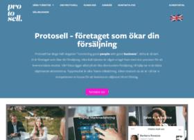 Protosell.se thumbnail