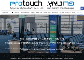 Protouch.co.il thumbnail