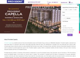 Providentcapella.org.in thumbnail