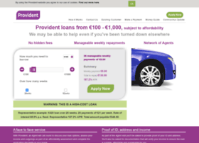Providentpersonalcredit.ie thumbnail