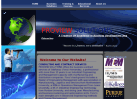 Proview-solutions.com thumbnail