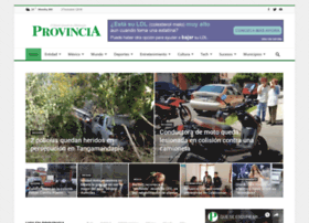 Provincia.com.mx thumbnail