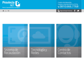 Provinciapagos.com.ar thumbnail