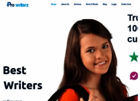 Prowriterz.com thumbnail