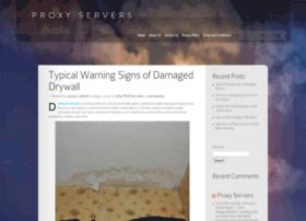 Proxy-servers.org thumbnail