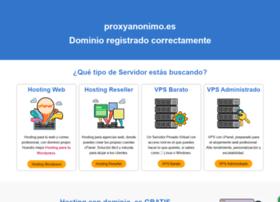 Proxyanonimo.es thumbnail