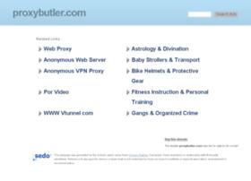 Proxybutler.com thumbnail