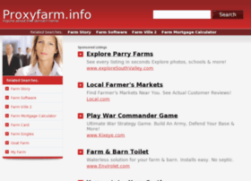 Proxyfarm.info thumbnail