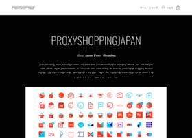 Proxyshopping.info thumbnail