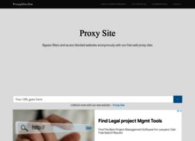 Proxysite.site thumbnail