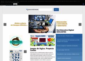 Proyectodescartes.org thumbnail