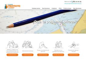 Proyectohombrealicante.org thumbnail